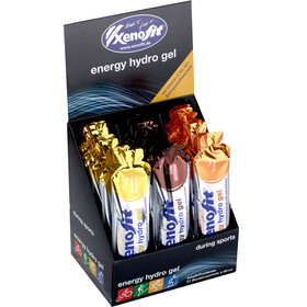 Xenofit Boîte Gels hydro énergétiques 21x60ml, mixed